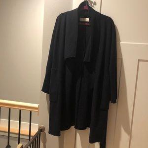 Zara wrap coat
